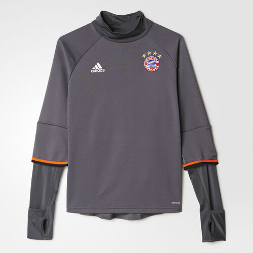 adidas - FC Bayern München Training Top Granite AZ5352