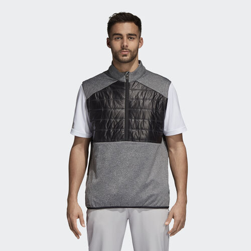 adidas - Climaheat Quilted Vest Black BC5323