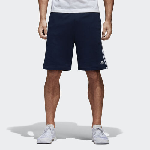 adidas - Essentials French Terry Shorts Collegiate Navy/White BP5467