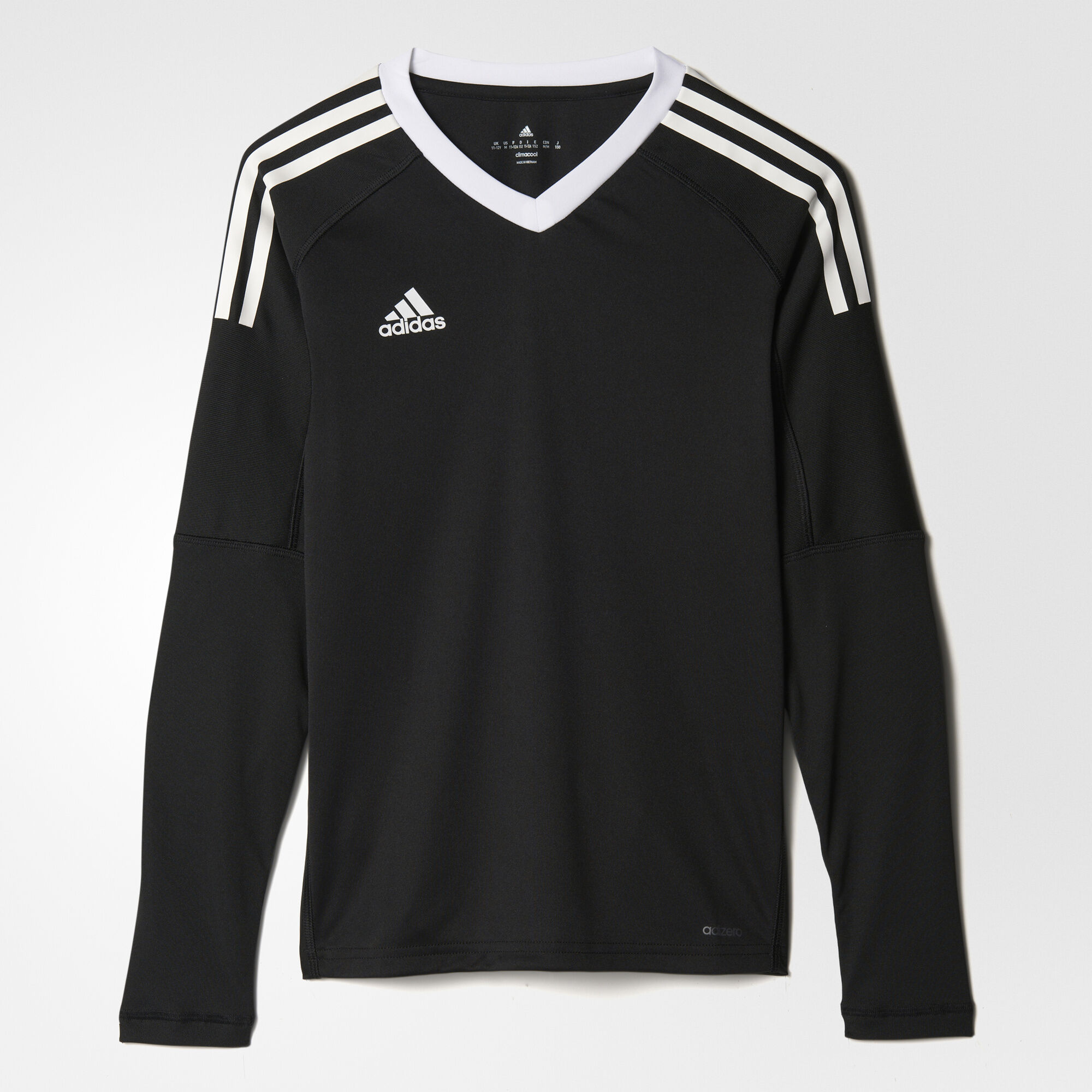 adidas revigo 17 goalkeeper jersey black adidas mlt. Black Bedroom Furniture Sets. Home Design Ideas