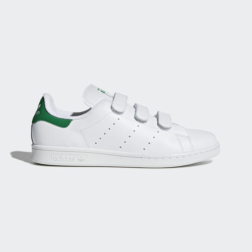 adidas - Chaussure Stan Smith Footwear White/Green S75187