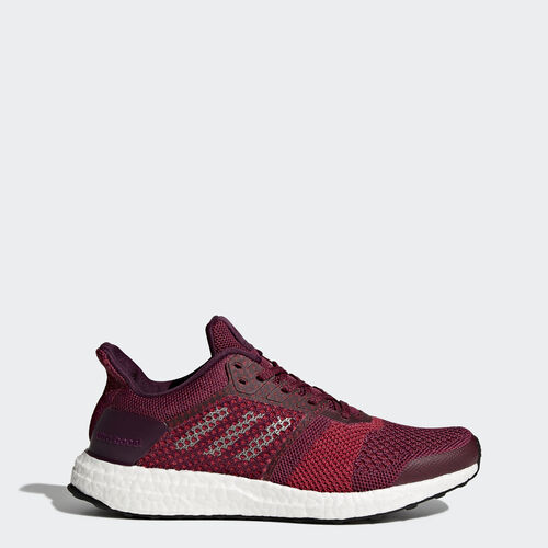 adidas - UltraBOOST ST Shoes Mystery Ruby /Night Metalic /Red Night S80620