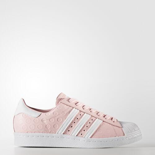 adidas - Superstar 80s Schuh Icey Pink /Footwear White/Footwear White BY9073