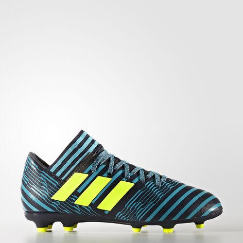 adidas - Nemeziz 17.3 Firm Ground Boots Legend Ink /Solar Yellow/Energy Blue S82427