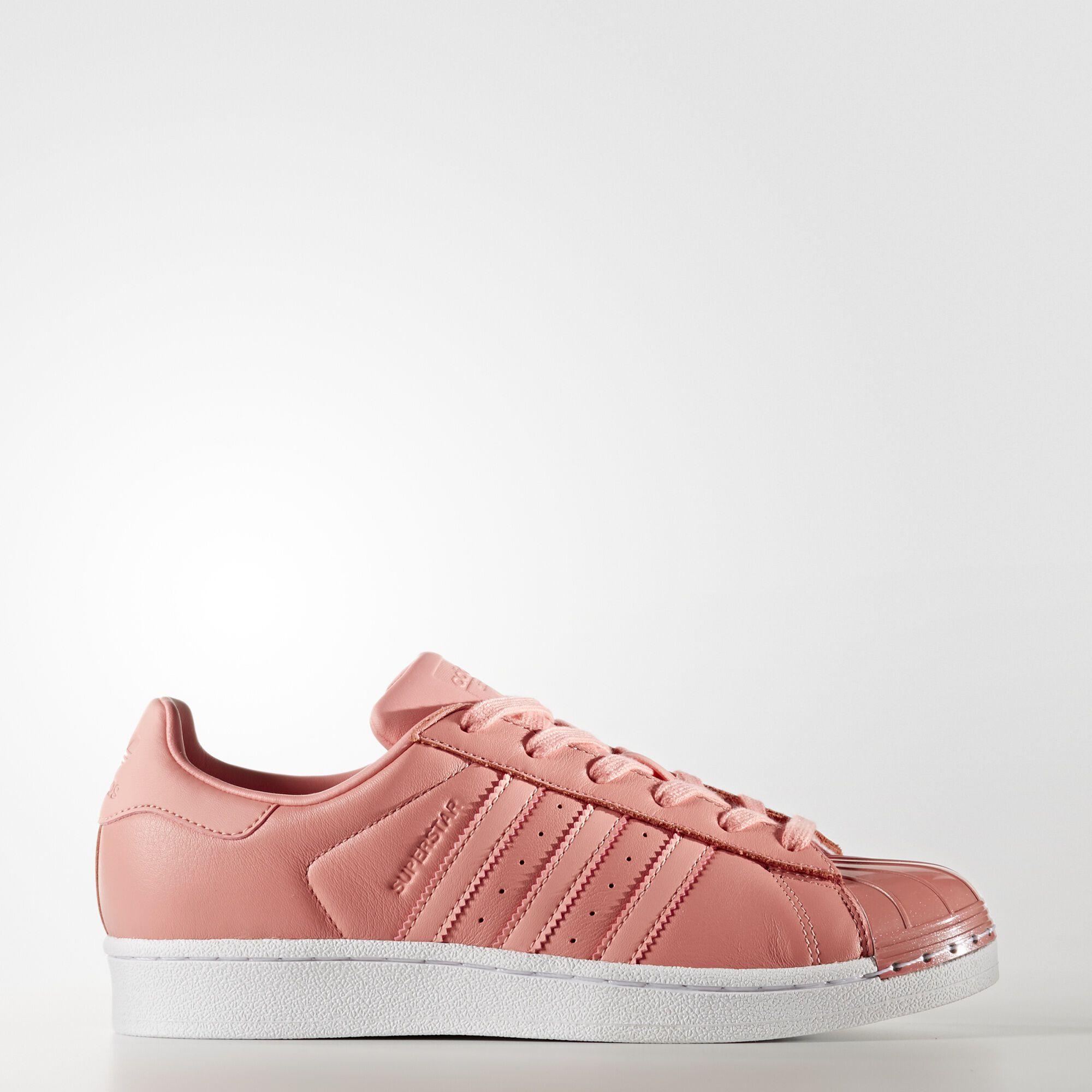 adidas superstar in rosa