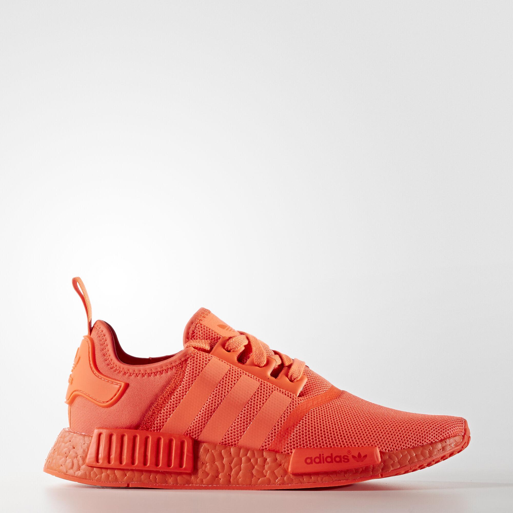 Adidas Shoes Orange