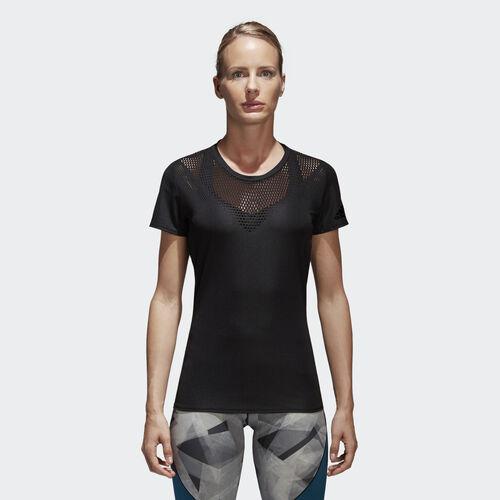 adidas - T-shirt Black BQ0804