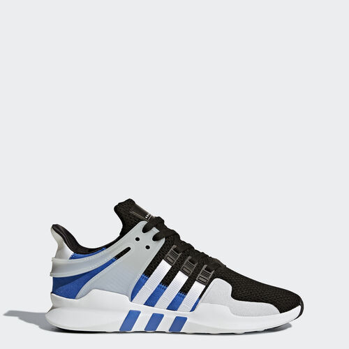 adidas - EQT Support ADV Shoes Core Black/Footwear White/Clear Grey BY9583