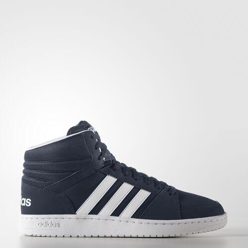 adidas - VS Hoops Mid Shoes Collegiate Navy/Footwear White F99532