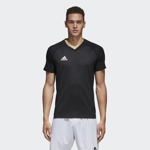 adidas - Tiro 17 Training Jersey Black/Dark Grey/White AY2858