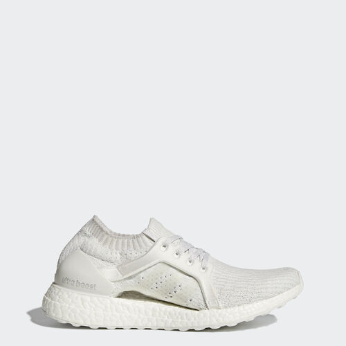 adidas - UltraBOOST X Shoes Footwear White/Crystal White /Grey One BB3433