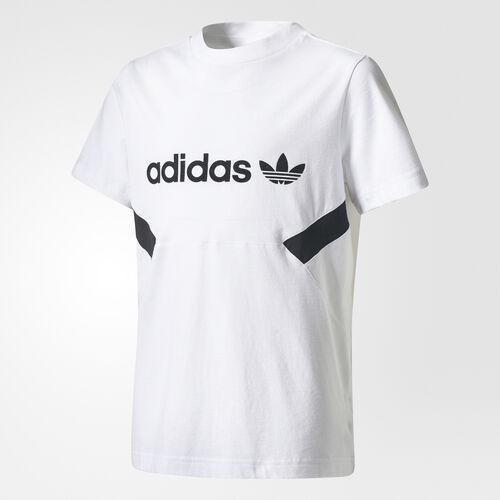 adidas - Trefoil Tee White/Black BQ3965