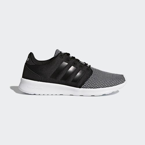 adidas - Cloudfoam QT Racer Shoes Core Black/Core Black/Matte Silver BB9848