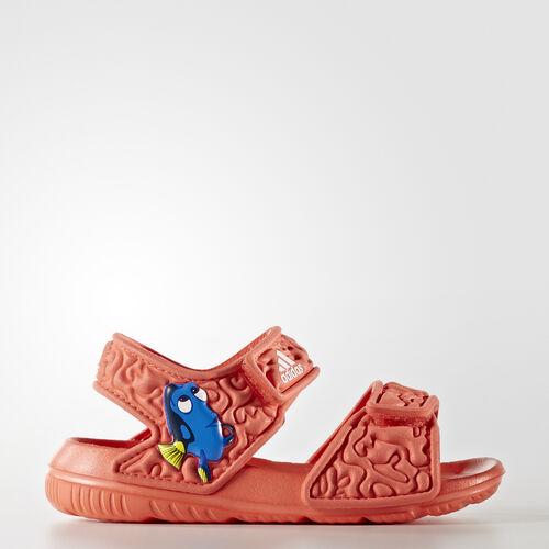 adidas - Disney Dory AltaSwim Sandals Easy Coral/Footwear White BA9327