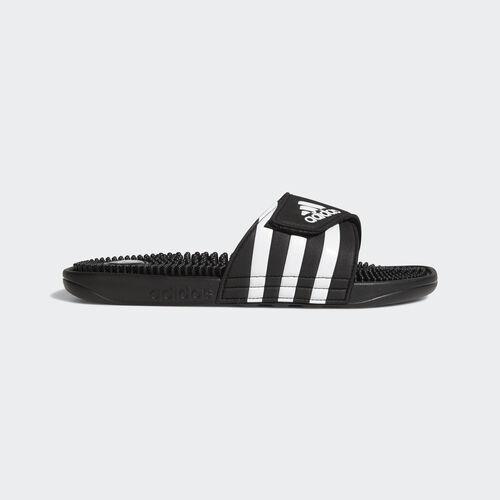 adidas - ADISSAGE Black/Footwear White 078260