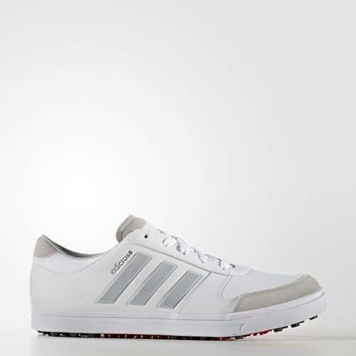 adidas - Chaussure adicross Gripmore 2.0 Footwear White/Clear Onix/Ray Red F33460