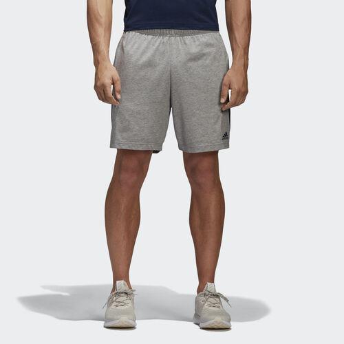 adidas - Szorty Essentials Chelsea 2.0 Shorts Medium Grey Heather/Collegiate Navy B47223