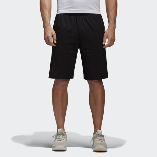 adidas - Essentials Linear Shorts Black/White BS5026
