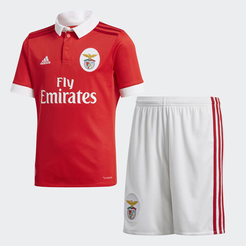 adidas - Benfica Home Mini Kit Benfica Red/White BR4762