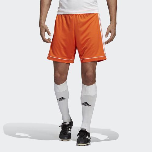adidas - Squadra 17 Shorts Orange/White BJ9229