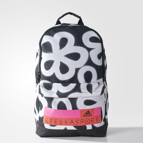 adidas - Sac à dos adidas STELLASPORT Flower Black/Solar Pink AZ6391