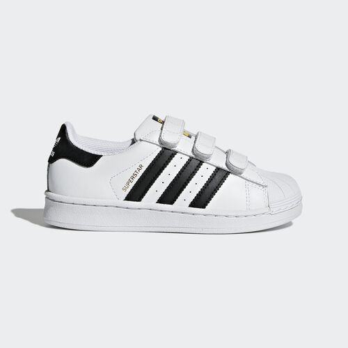 adidas - Superstar Foundation Shoes White/Core Black B26070