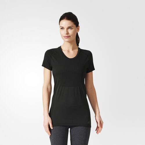 adidas - Primeknit T-shirt Black BP6837