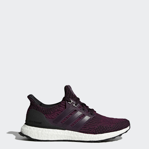 adidas - Sapatos UltraBOOST Red Night/Red Night/Core Black S82058