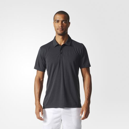 adidas - Uncontrol Climachill Polo Shirt Black/Black BP7726