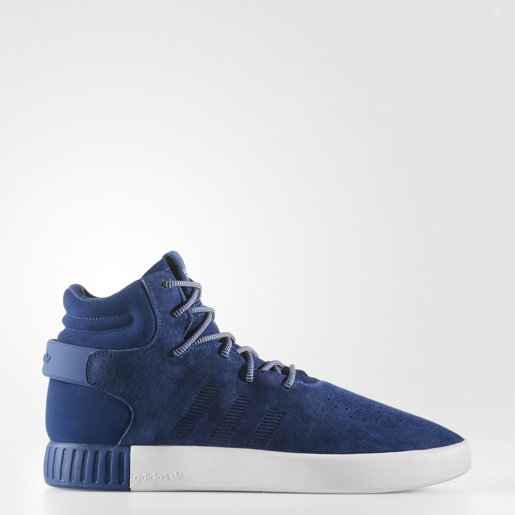 Adidas Tubular Blue White