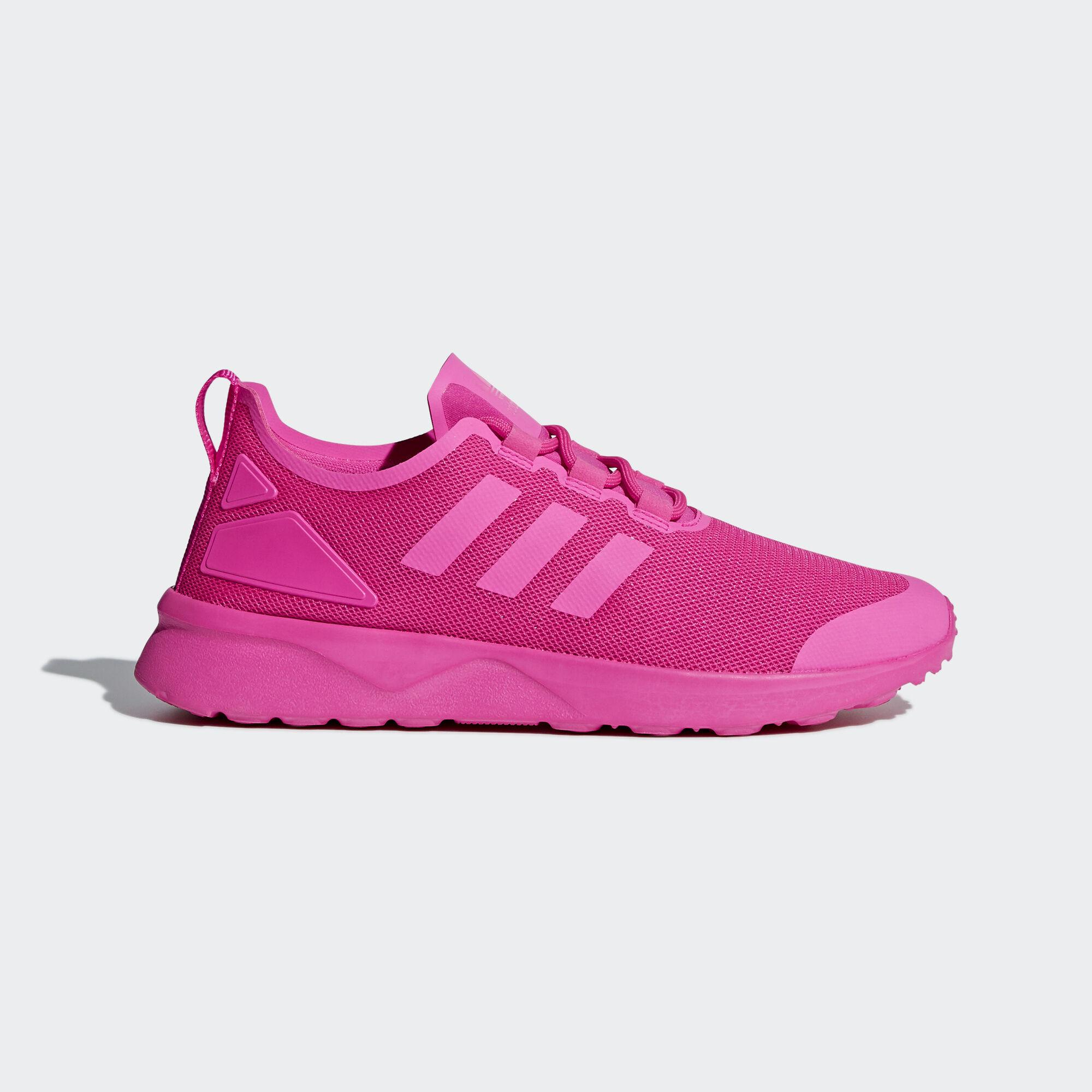 zx flux Pink
