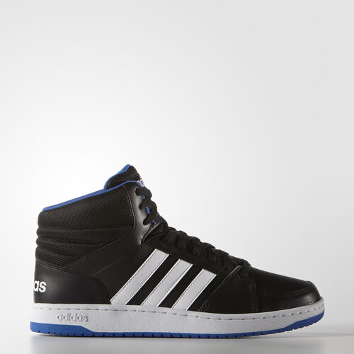 adidas - VS Hoops  Mid Shoes Core Black/Footwear White/Blue F99588