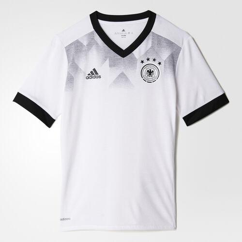 adidas - Germany Home Replica Pre-Match Jersey White/Black BP9163