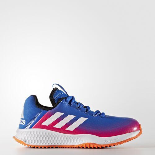 adidas - Messi Turf Shoes Blue/Footwear White/Solar Orange BB0226