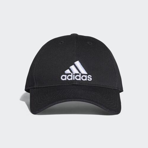 adidas - 6P CAP COTTON Black/White S98151