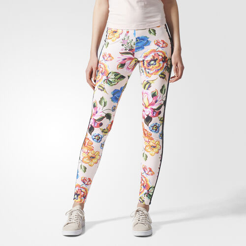 adidas - Floralita Tights Multicolor BR5116