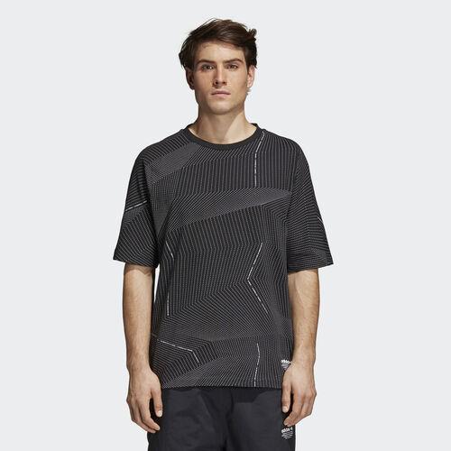 adidas - NMD Allover Print Tee Black CE1627