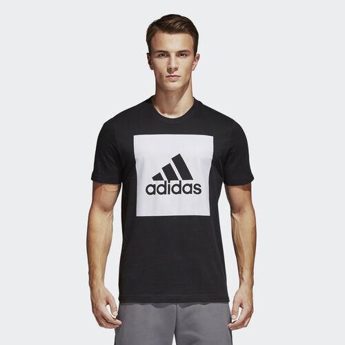adidas - T-shirt Logótipo Box Essentials Black S98724