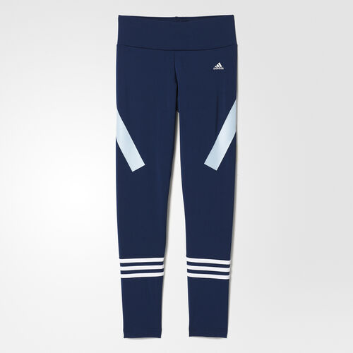 adidas - Tights Collegiate Navy/White/Ray Red AY5334