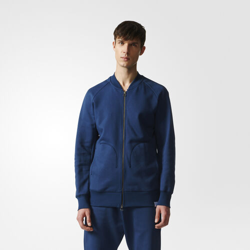 adidas - XBYO Track Jacket Mineral Blue CD8545