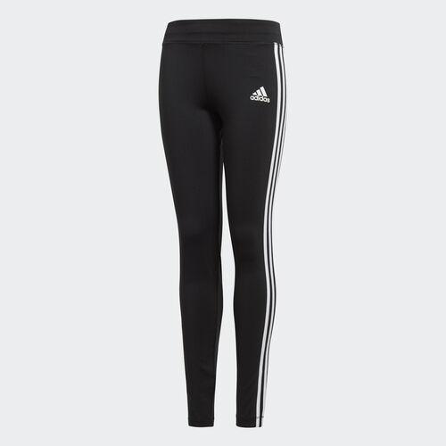 adidas - Training Gear Up 3 Stripes Tight Black/White BQ2907