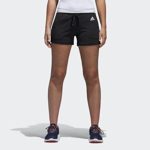 adidas - Essentials 3-Stripes Shorts Black/White BR5963