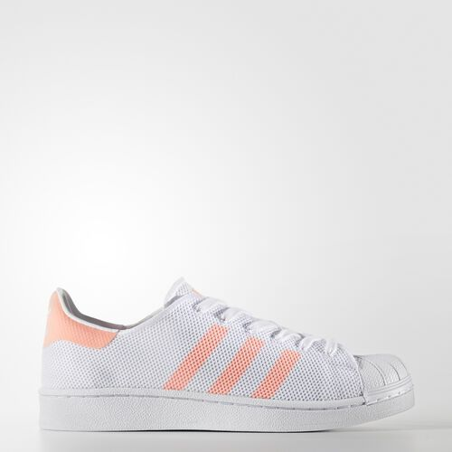 adidas - Superstar Shoes Footwear White/Sun Glow BA7736