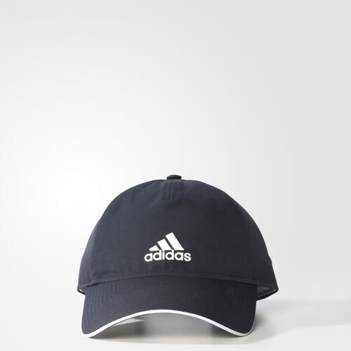 adidas - Classic Five-Panel Climalite Cap Black/White BK0825