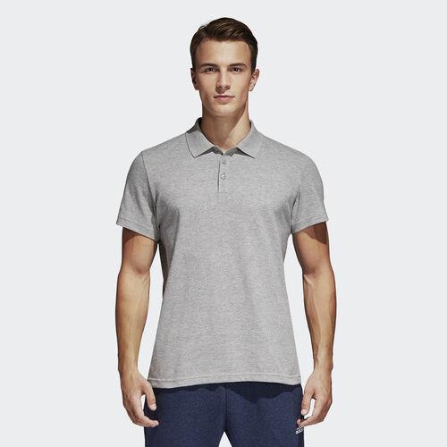 adidas - Essentials Basic Polo Shirt Medium Grey Heather S98750