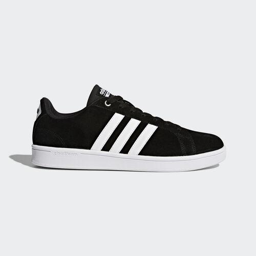 adidas - Cloudfoam Advantage Shoes Core Black/Footwear White/Matte Silver B74226