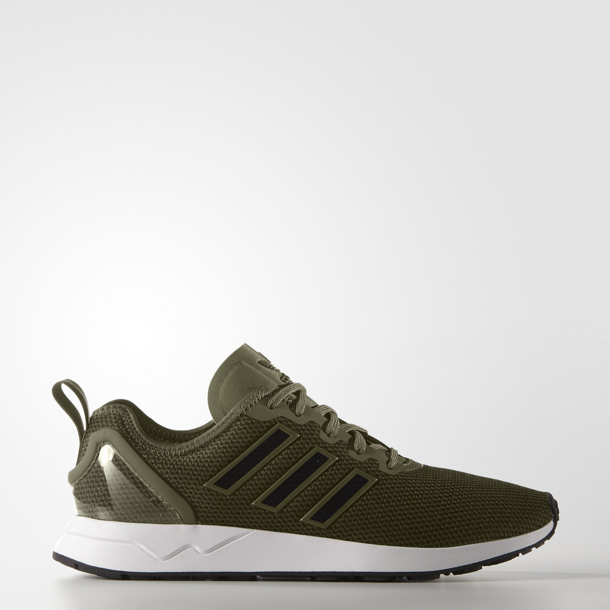 0f9670e9a75 ... coupon adidas zx flux adv olive 37e2e a5095 good staff pick adidas  olive green zx flux adv trainers ...