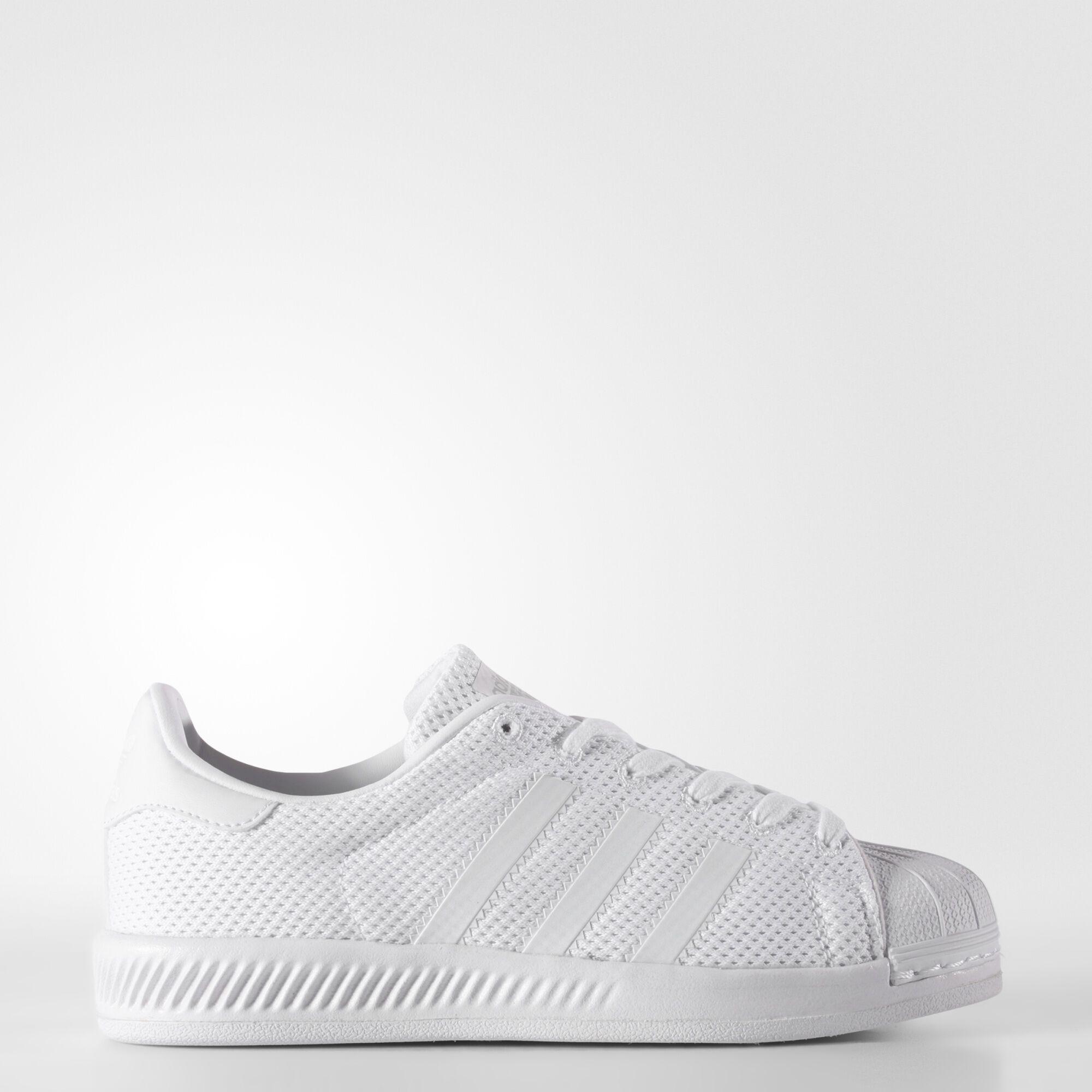 adidas Originals Superstar Foundation White Sneakers B27136