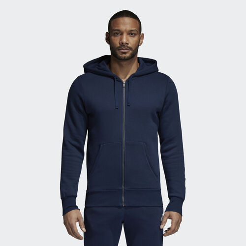 adidas - Essentials Hoodie Collegiate Navy/White BQ9639