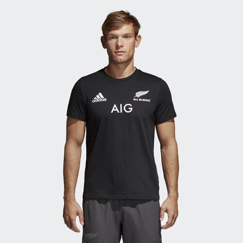 adidas - All Blacks Replica Thuis T-shirt BLACK B48911